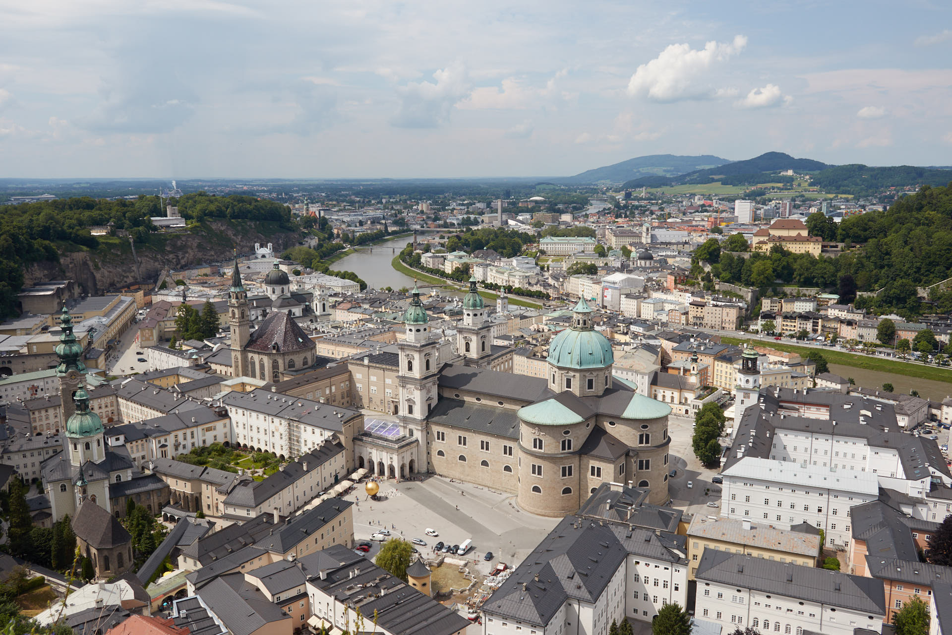 Escorted Tours Salzburg