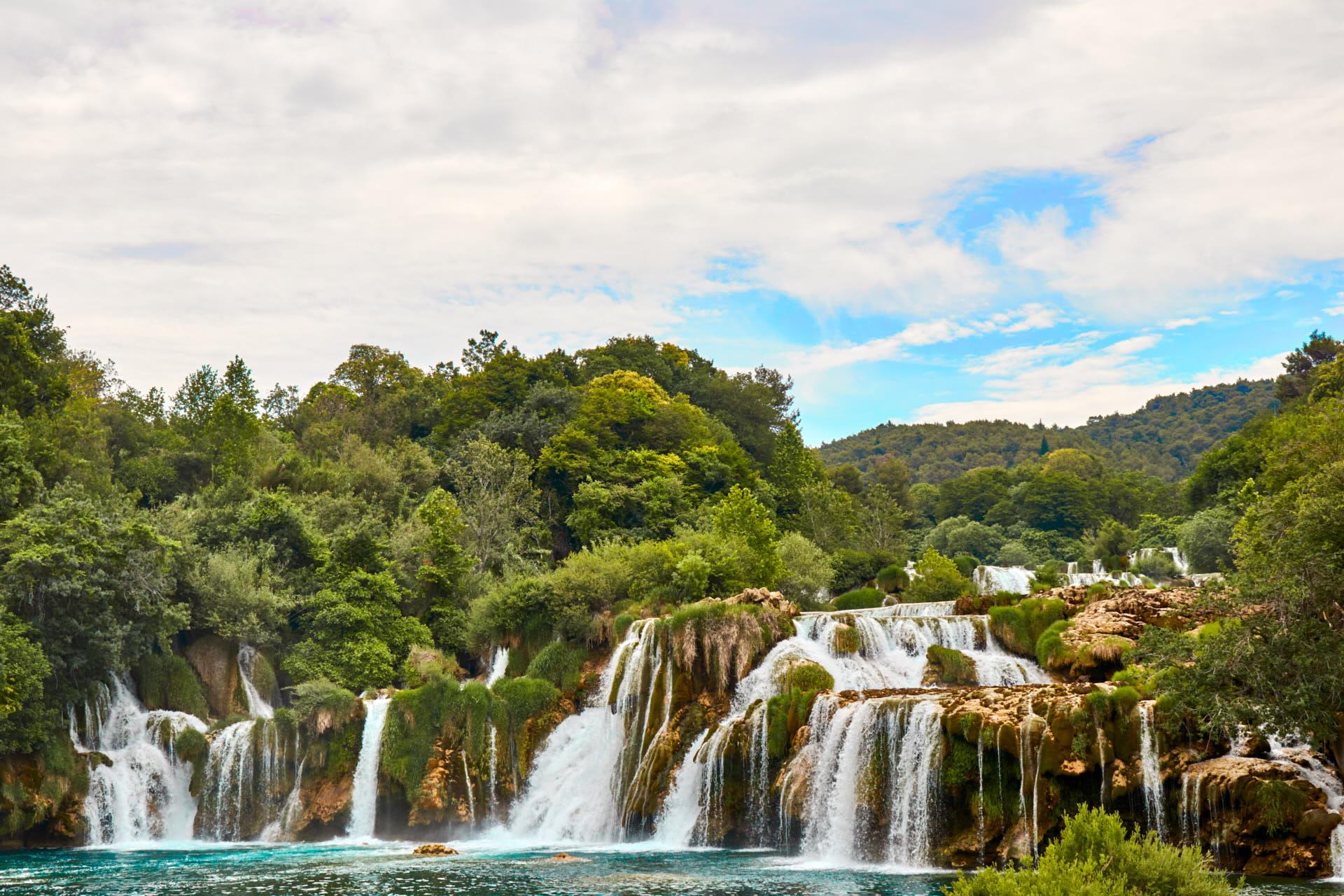 national Park Croatia
