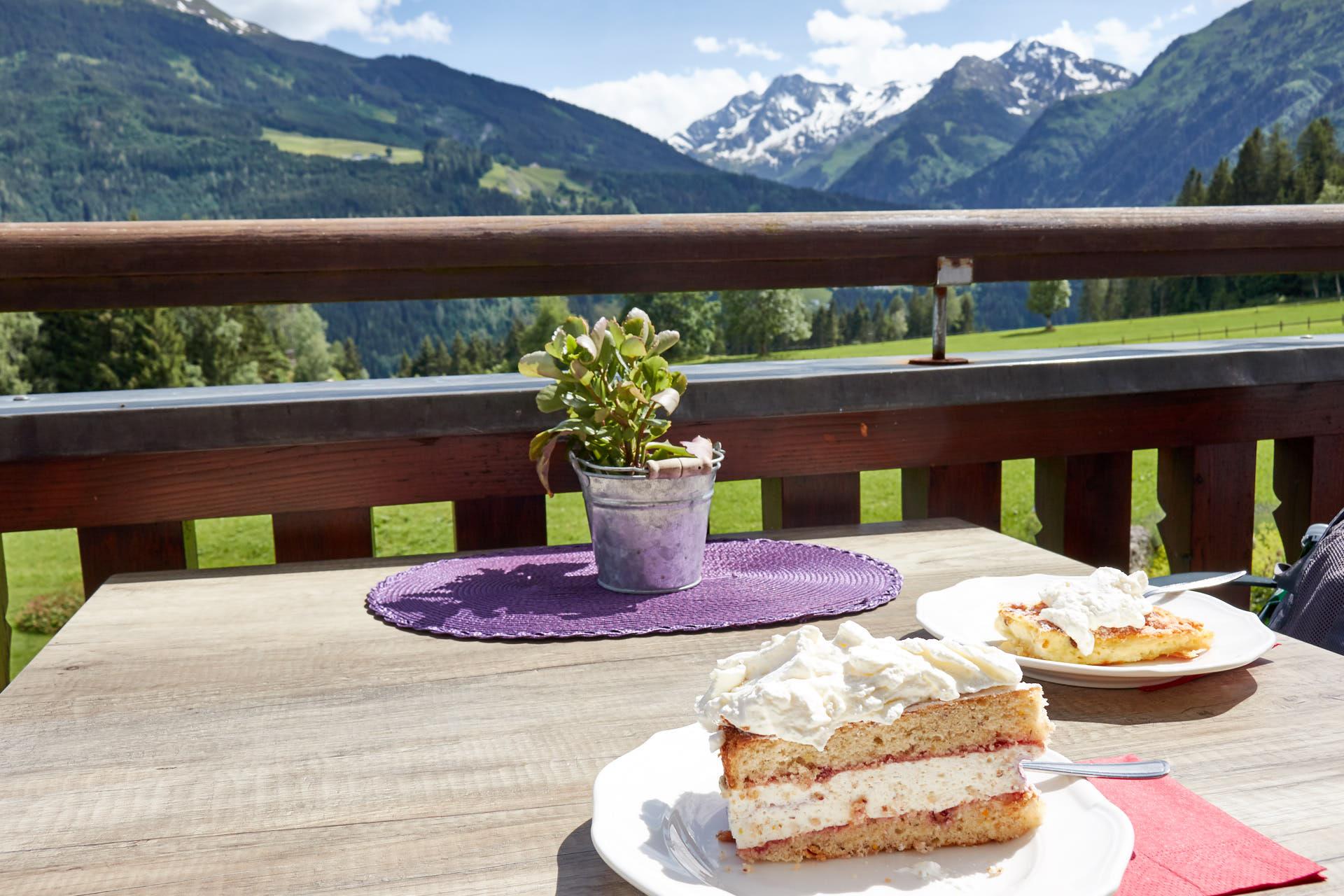 Austrian Cake