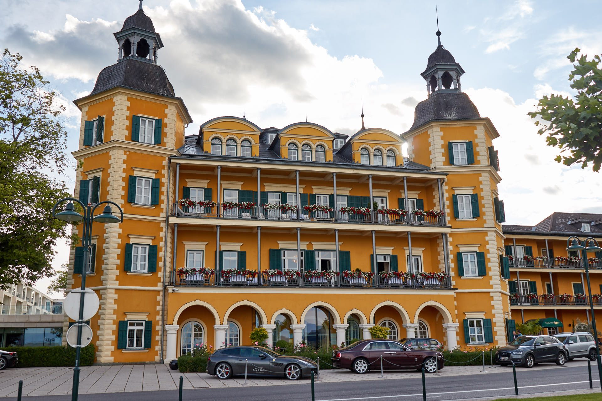 Castle on the Wörthersee